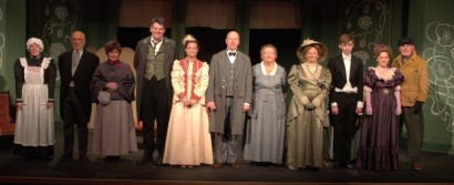 Pygmalion curtain call