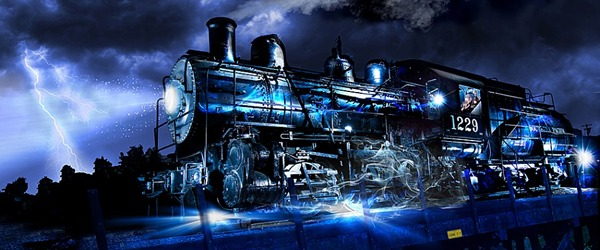 Ghost Train SS1